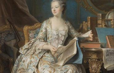 Le pastel du XVIIIe siècle